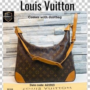 Louis Vuitton Shoulder bag bouogle 35 monogram